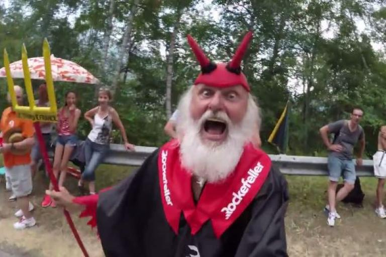 Didi the Devil Velon CC video bomb YouTube still