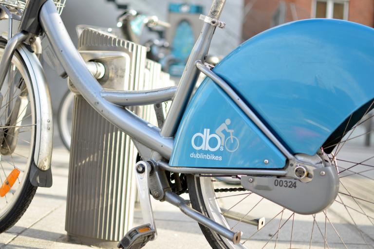 Dublin Bikes by www.TheEnvironmentalBlog.org