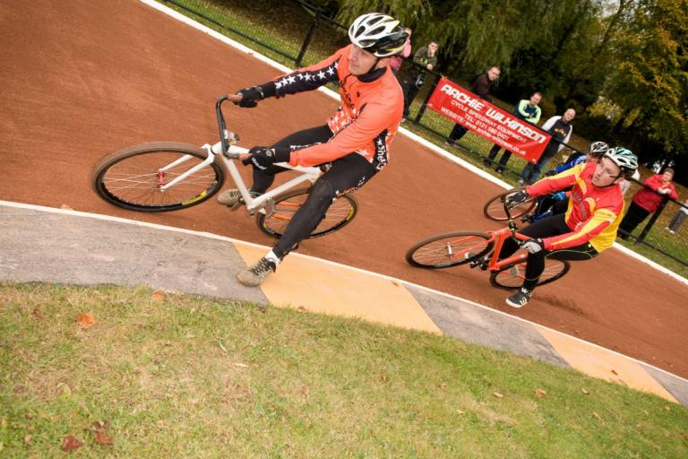 Eastpark Invite Cycle Speedway 2009 (copyright Britishcycling.org.uk)