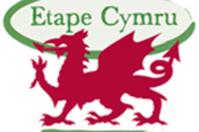 Etape Cymru logo