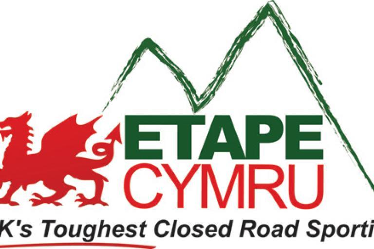 Etape Cymru 2012 logo