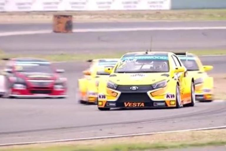 FIA WTCC YouTube still