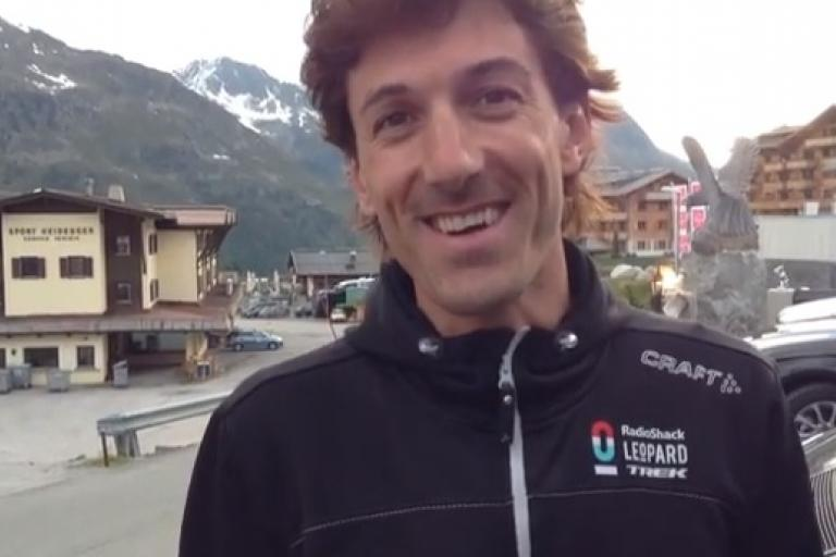 Fabian Cancellara announces staying with Trek in 2014 YouTube still