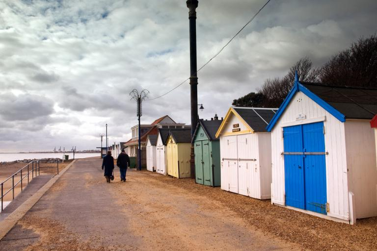 Felixstowe prom (copyright Gerry Balding:Flickr)