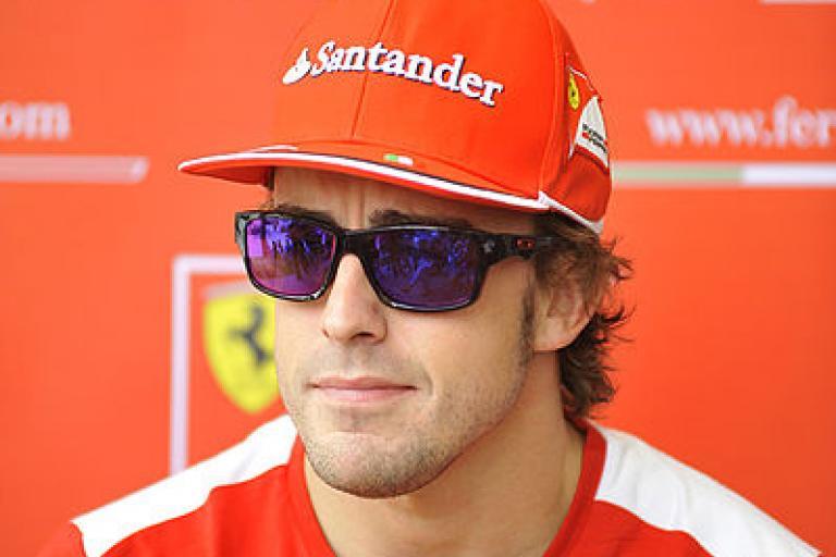 Fernando Alonso (CC licensed by Ryan Bayona)