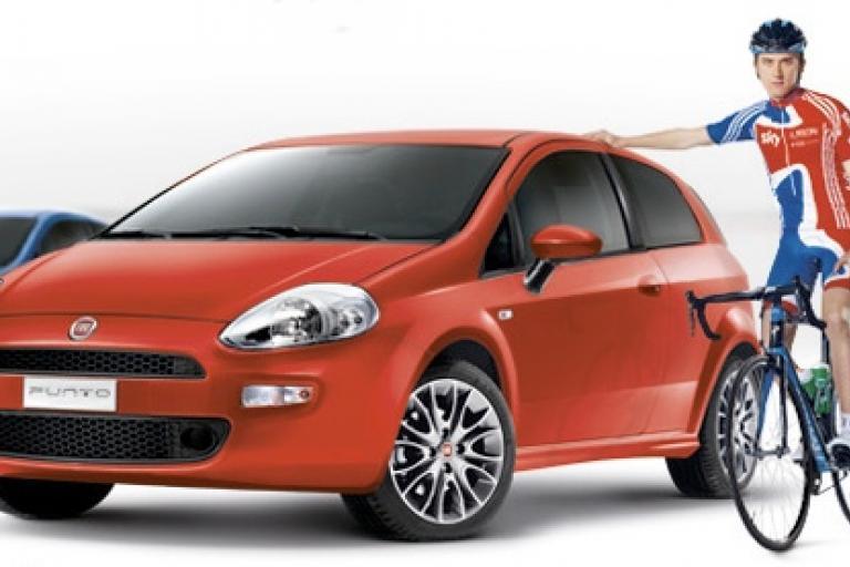 Fiat Punto GBT