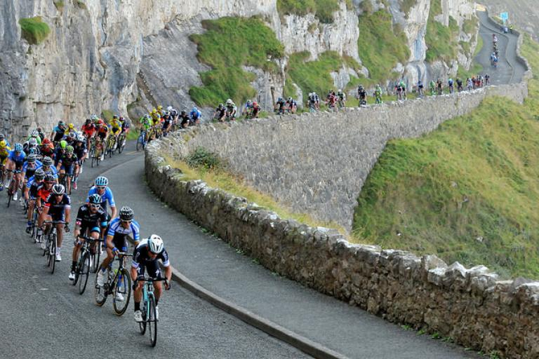 Friends Life Tour of Britain 2015 Stage 2 in North Wales (picture SweetSpot)