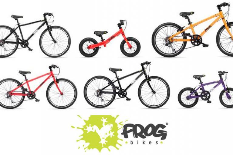 Frog bikes comp