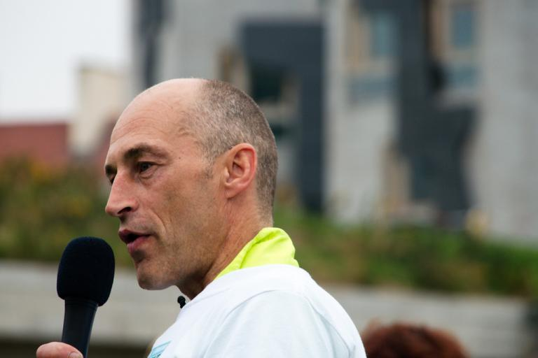 Graeme Obree (copyright Patrick Down via Flickr)