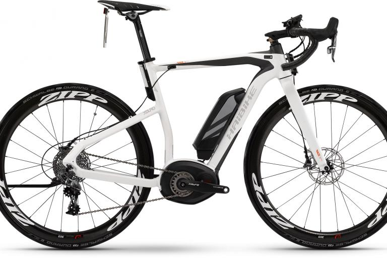 Haibike's XDURO Race 28 is that very rare thing, an electric-assist road bike