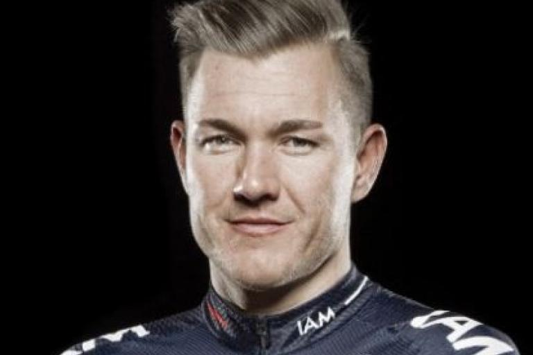 Heinrich Haussler (picture IAM Cycling)