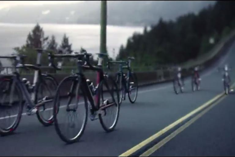 Hop On - Cycling Canada advert