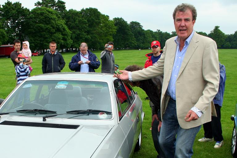 Jeremy Clarkson (CC BY-SA 2.0 licenced by Tony Harrison:Flickr)