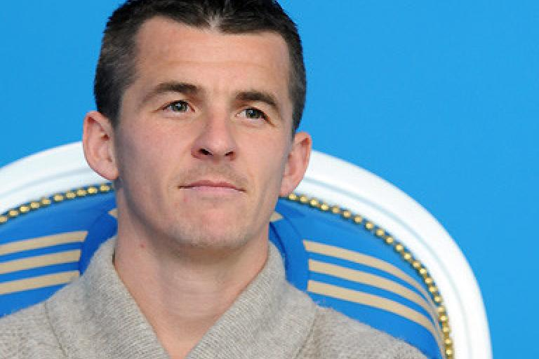 Joey Barton (source - Olympique de Marseille website)