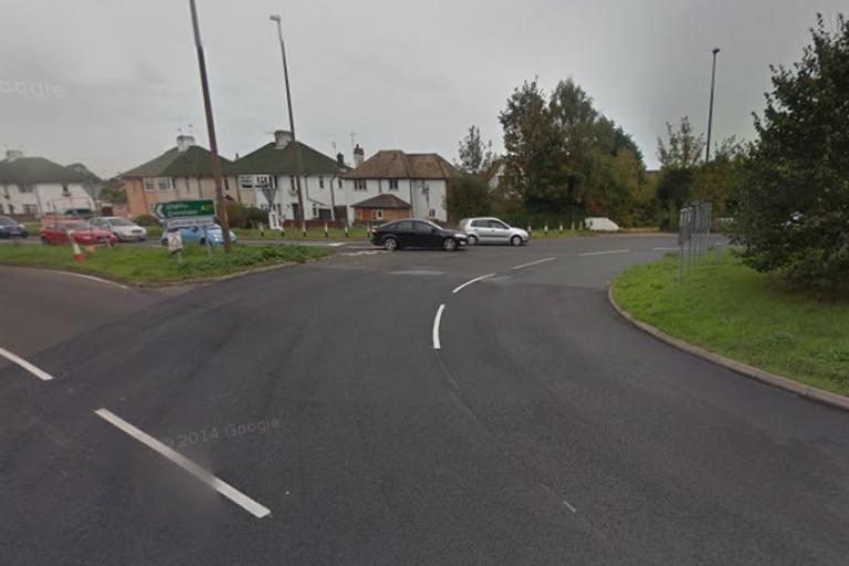Lancing Manor Roundabout.png