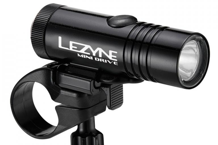 Lezyne Mini Drive Black