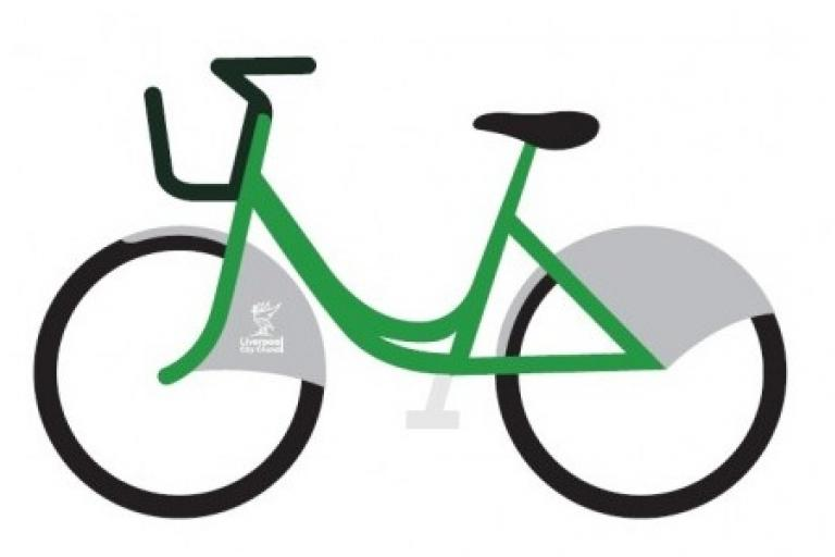 Liverpool City Bike