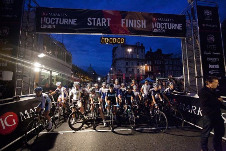 London Nocturne elite start