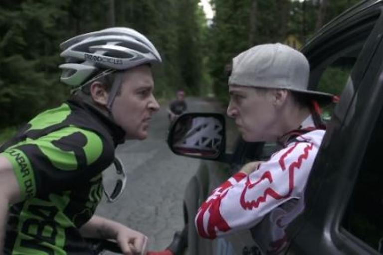 MTB vs Road Rap Battle