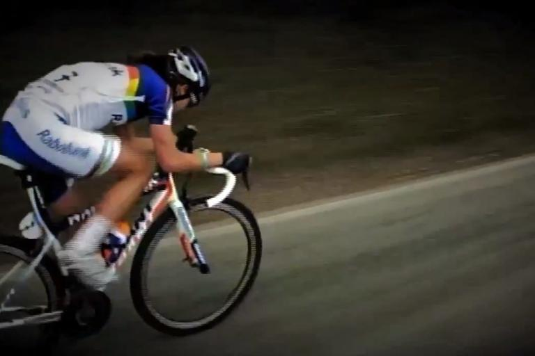 Marianne Vos Trofeo Binda 2013 Promo Video still