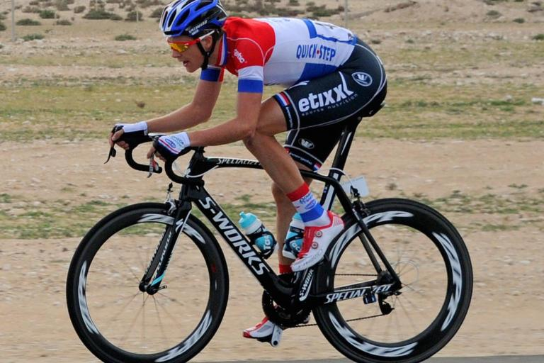 Niki Terpstra Qatar © PhotoSport International