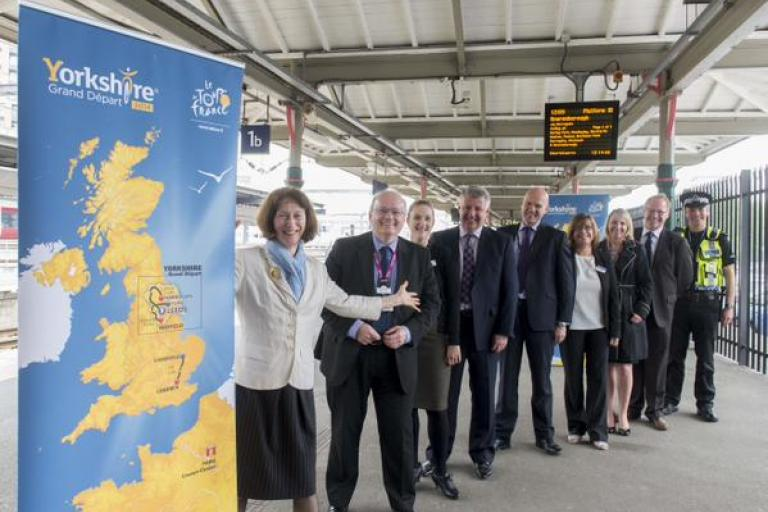 Northern Rail TDF Grand Depart