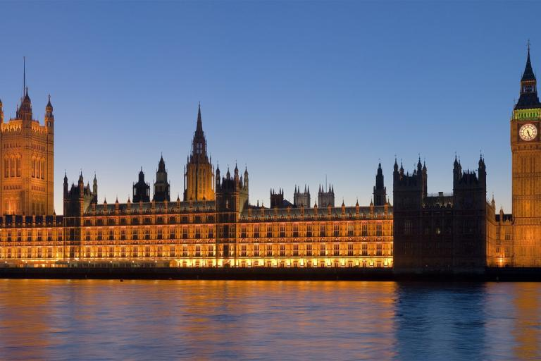 Palace of Westminster Image by Flickr user Trodel