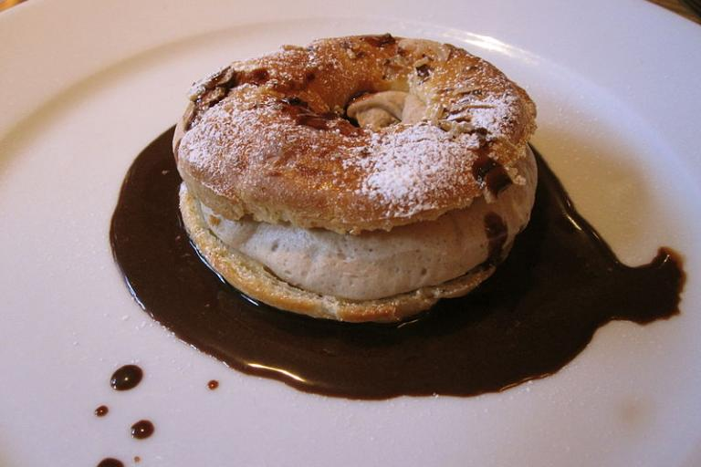 Paris-Brest (picture Dainee Ranaweera, Wikimedia Commons)