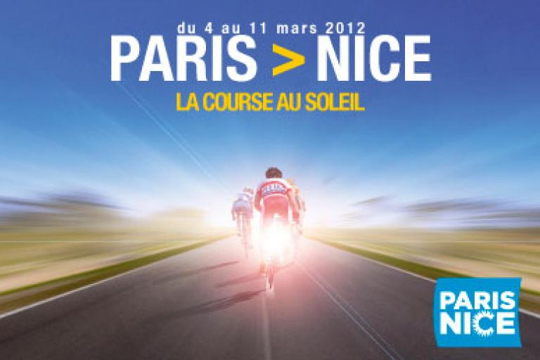 Paris-Nice logo 2012