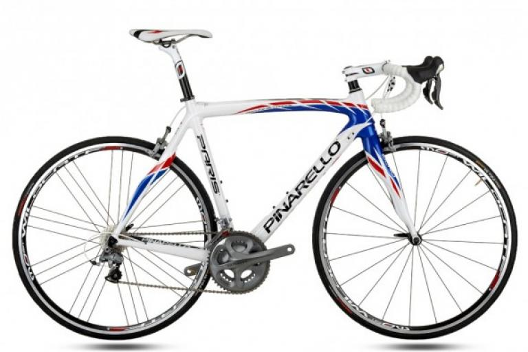 Pinarello Paris GB 2012