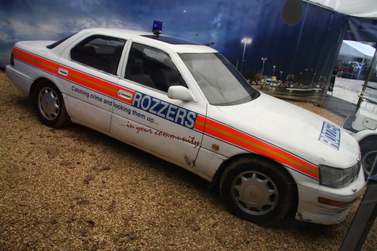 Police cutbacks have seen forces resort to having James May source their cars (CC licenced image by exfordy:Flickr)