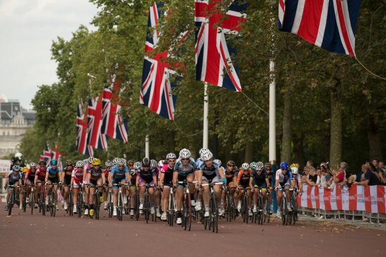 Prudential RideLondon Grand Prix 2014 (picture credit Prudential RideLondon)