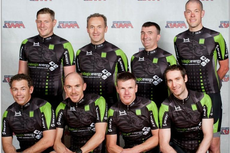 RAAM 2012 Official Team Photo