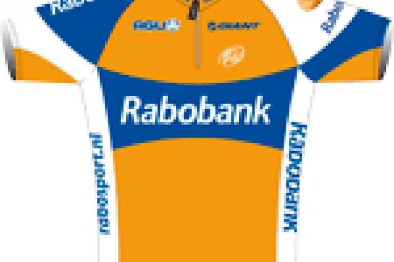Rabobank Jersey 2011