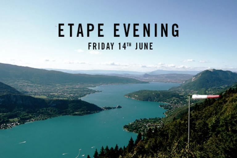 Rapha Etape Evening