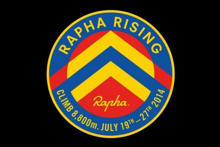 Rapha Rising Strava Hill Climb Challenge 2014