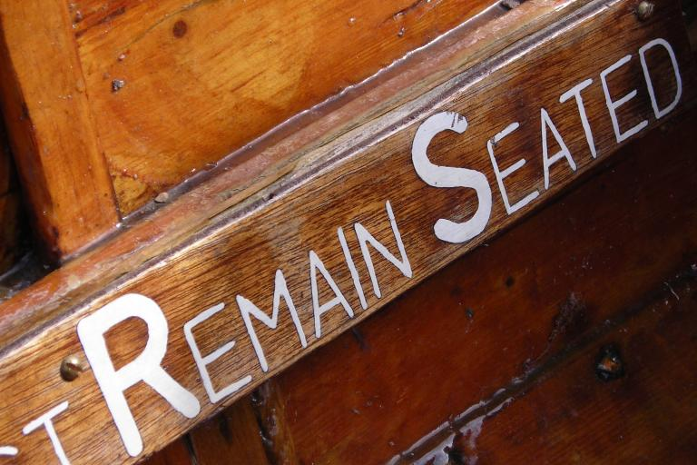 Remain seated Laura_Laker