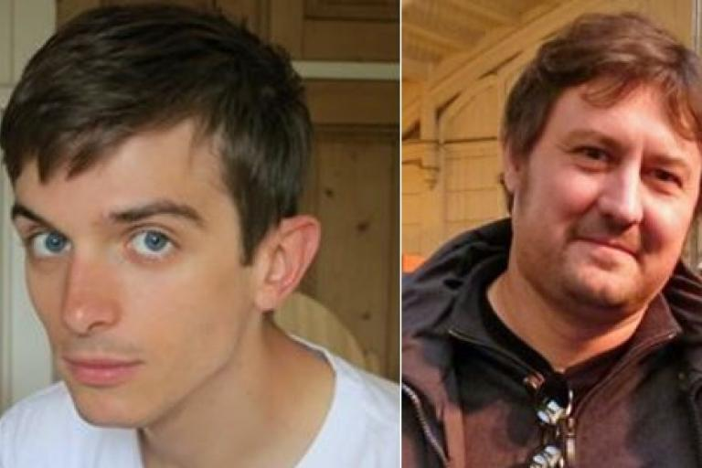 Richard Smith (left) and Dylan Archer (right), pictures via Sussex Police