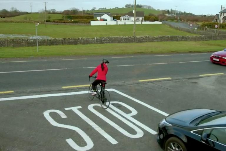Road Safety Authority Ireland Sharing The Road With Cyclists Still