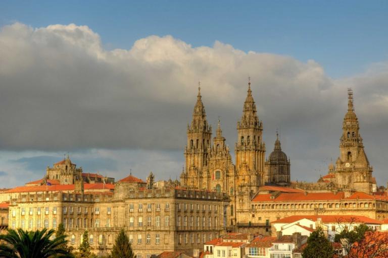 Santiago de Compostela (CC licensed by Bernavazqueze on Flickr)