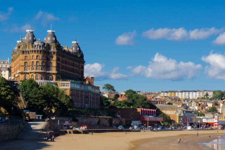 Scarborough (CC BY 2.0 licensed by Tom Tolkien:thomastolkien.wordpress.com)
