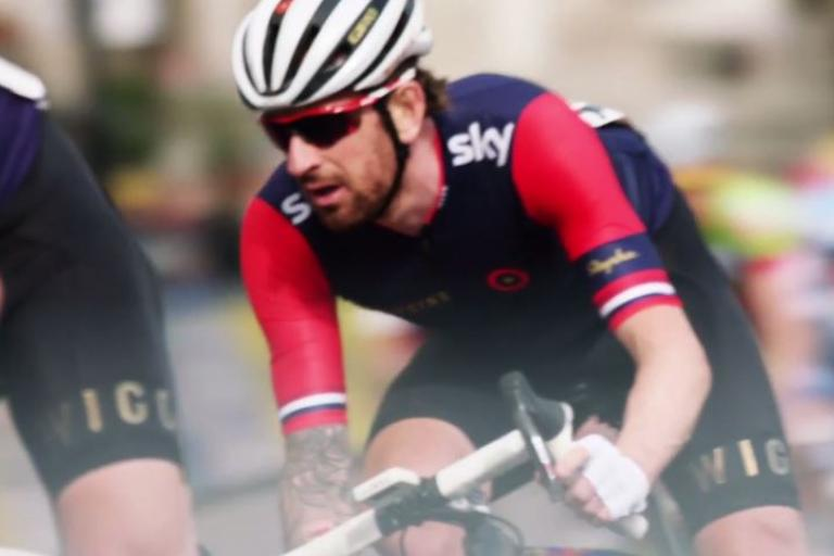 Sir Bradley Wiggins Looking to Rio Vimeo still