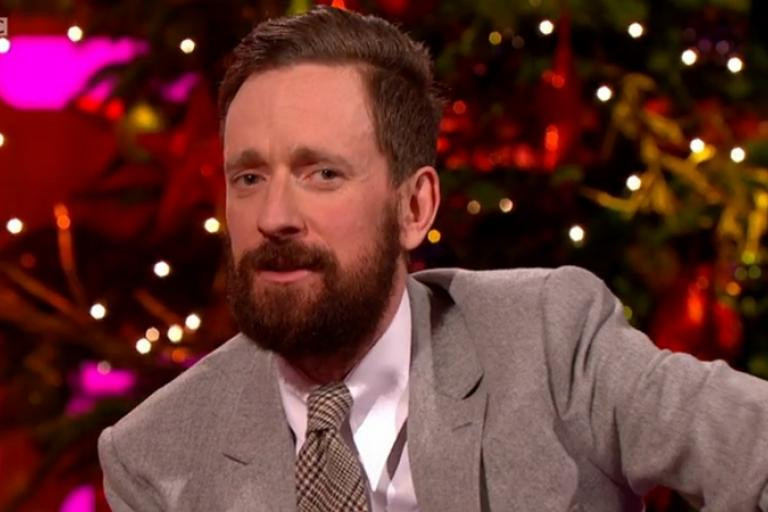 Sir Bradley Wiggins on Graham Norton's 2014 New Year's Eve show