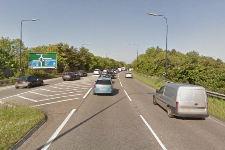 Somerset Avenue, Weston-super-Mare (source Google Street View)