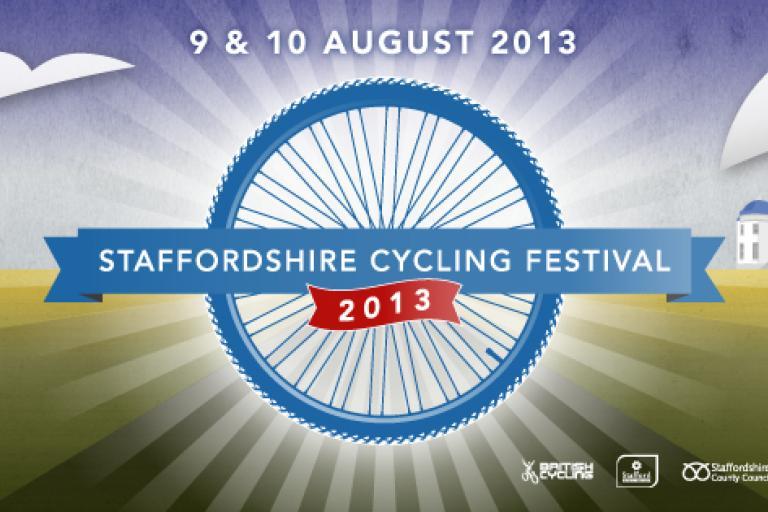 Staffordshire Cycling Festival 2013