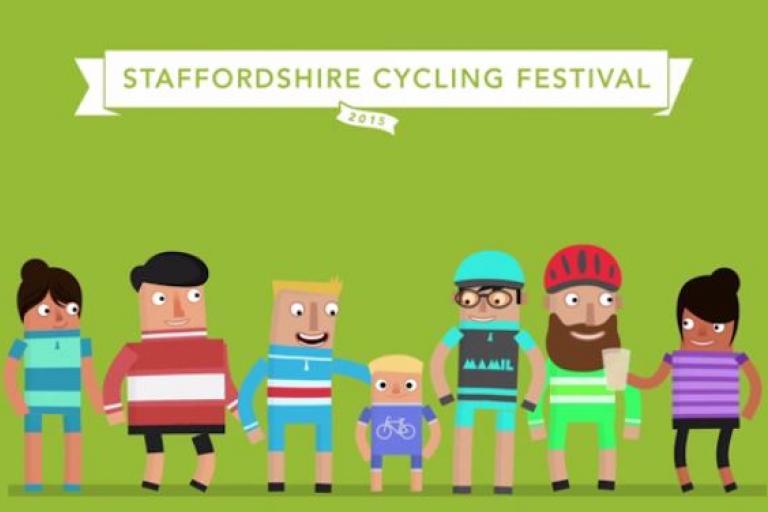 Staffordshire Cycling Festival