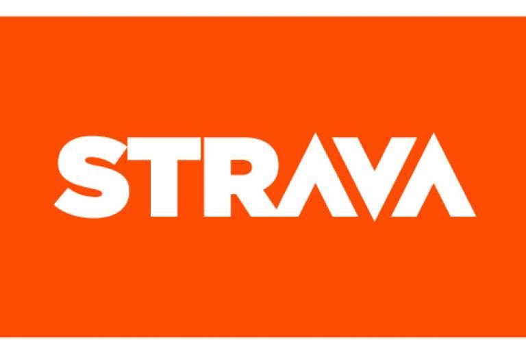 Strava logo 2015