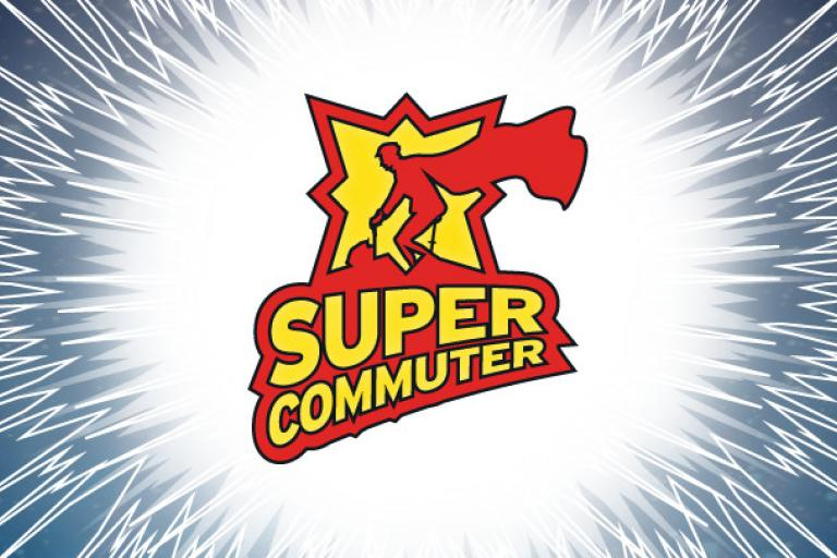Super Commuter graphic