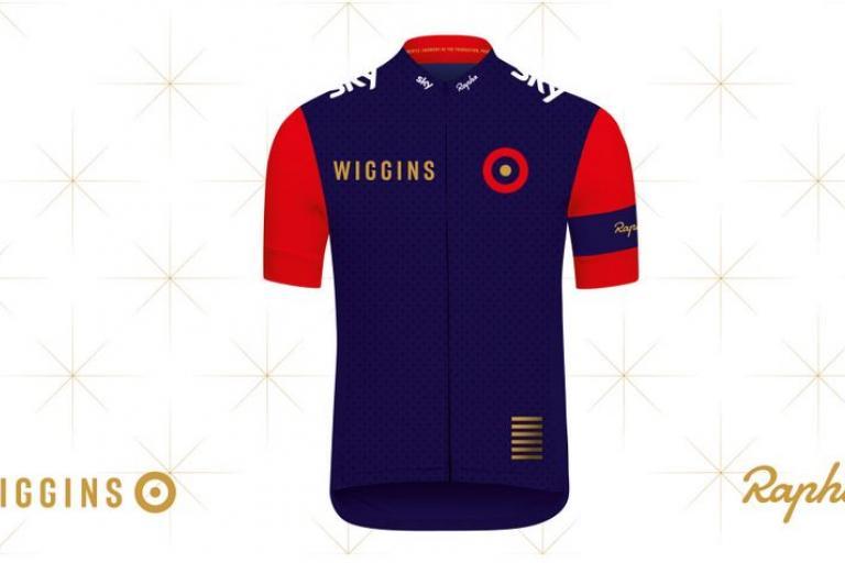Team Wiggins kit