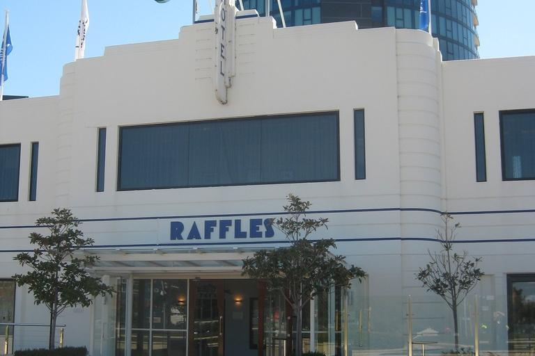 The Raffles Hotel, Perth (CC licensed by Purple Wyrm via Flickr)